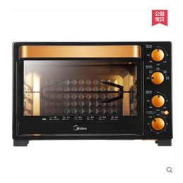 Wholesale Ovens Electric oven baking multi function cake Large capacity with spit Add send SaPan independent temperature control