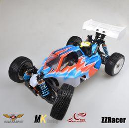 2017 marcos de carreras Venta al por mayor del MK-nitro potencia del marco GO21 motor del carro de control remoto de coches de carreras de nylon económico marcos de carreras