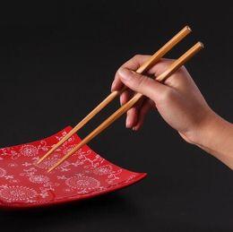 Wholesale 150Pairs chopsticks Bamboo Chopsticks cm kitchen Dining bar Tableware bamboo eco friendly Chop Sticks FR46