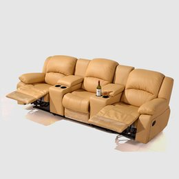 Wholesale Modern Style seat Sofa Recliner functional sofa sets designs with comfortable recliners Living room furniture recliner