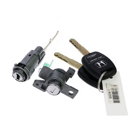 Wholesale Original Honda Whole Old Types Old ODYSSEY Cylinders Set With Keys applied directly to Honda Lock change directly Auto Tools Parts