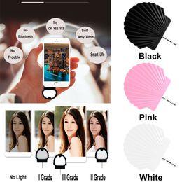 Wholesale 2016 New Vioce Photograph Synchronous Fill Light Speak Selfie Flash LED light Speak Flash light Voice Flashlight For Samsung S5 S7 iphone