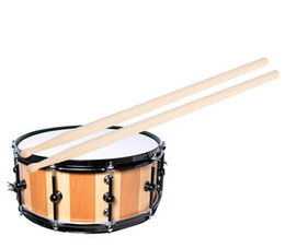 Wholesale Pair of A Maple Wood Drumsticks Stick for Drum Drums Set Lightweight Professional Top Quality