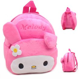 Cute Cartoon Backpack Kindergarten Boys and Girls Schoolbag Children's School Bags Early Learning Satchel For 1 Year to 5 Year