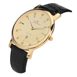 NEW QSurvivor brand fashion relogio luxury leather strap watches men Japan quartz movt men's sports Calendar Watches women waterproof