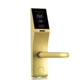 Wholesale Advanced Face Verification Industrial Door Lock Facial Door Lock Digital Biometric Keyless Electronic Door Lock Home Security