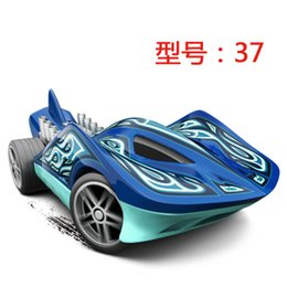 Wholesale Hot Wheels Small Sports Car Mini Alloy cars Models Hotwheels Artificial Toys For Children Best Gift For Boys pc