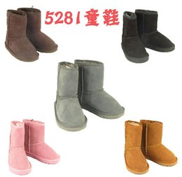 Wholesale New Classic boots Winter waterproof children s boots warm winter boots girls boys kids snow boots Australian snow boots