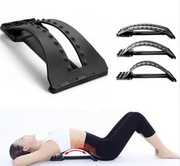Back Massage Magic Stretcher Fitness Equipment Stretch Relax Mate Stretcher Lumbar Support Spine Chiropractic