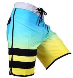 Wholesale QUICK DRY Men s WAY STRETCH Boardshorts Spandex Board Shorts Men Swimwear Bermuda Surf Beach Short Masculino Phantom Mix Sizes