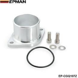Wholesale EPMAN H G Turbo Compressor Inlet Flange Adapter for Nissan SR20DET Garrett GT25 GT28 T25 T28 EP CGQ107Z