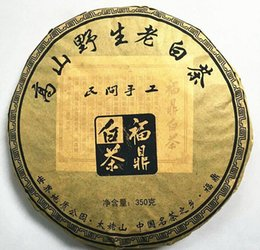 Hot 100% Organic & health food made by hand Chinese tea old white tea-a brand of Fuding