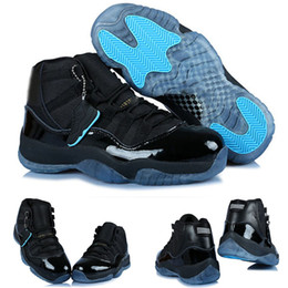 (With SHOES Box)Free Shipping Retro 11 XI Gamma Blue 378037-006 Men and Women Hot Sale Shoes