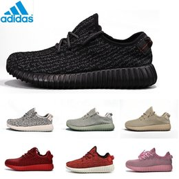Wholesale 2016 adidas yeezy boost pirate black turtle dove moonrock oxford Tan Men Women Running Shoes kanye west Yeezy yeezys season With Box