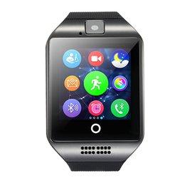 Fashion Aplus Smart Watch GV18,MTK6261 CPU,Support SIM Card NFC Pair,Bluetooth 3.0 Smart Clock 550mAh Battery Long Duration