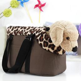 Promotion impression sac de transport Sac à dos pour chien et chien pour chien et chats