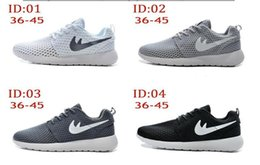 Wholesale 2016 Mens Womens Roshe Run BR Athletic running shoes comfort summer London Olympic Mesh Light weight Breathable sporting Shoes sneakers
