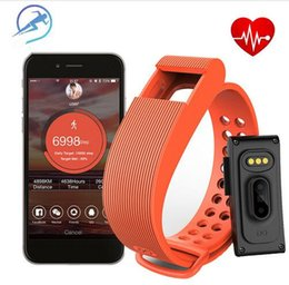 ID105 Smart bracelet Fitness Tracker BT4.0 Heart Rate Monitor Pulse Smart Bracelet Sports for Android iOS smartphone