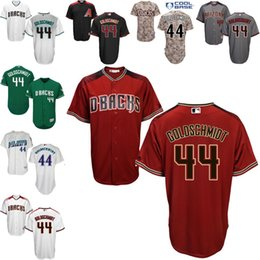 Wholesale 2016 Authentic Paul Goldschmidt Majestic Men Arizona Diamondbacks Paul Goldschmidt baseball jerseys Cool Base Stitched size S XL