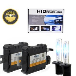 Wholesale 55W H1 hid xenon Kit Car Headlight mini Ballast w H11 h4 H7 H9 H1 Bulb K K K K K V