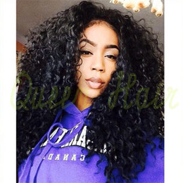 Full Lace Human Hair Wigs Brazilian Curly Lace Front Wigs Brazilian Hair Wigs Bleached Knot Full Lace Wig For Black Women
