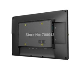2014 NEW 10 inch IPS 1280*800 Multi-touch Screen Capacitive Monitor With HDMI VGA AV Input capacitive touch screen tablet