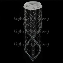 Wholesale Factory Price Hot Cheap Modern Crystal Chandelier Light Fixture Crystal Light lustres for Ceiling Lamp Prompt Shipping Guanrantee DHL