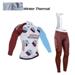 2016 Winter Thermal Fleece cycling jerseys cycling clothing Long Sleeve+Bib Pants Bike Clothes Breathable S-3XL cycling clothing bike jersey