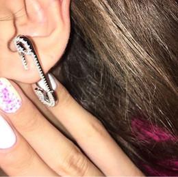 925 ensembles de mariée à vendre-Sweet Cute Pin Femmes Bridal Stud Earring 925 Sterling Silver Blue Zircon bijoux AP femme nuptiale ensemble
