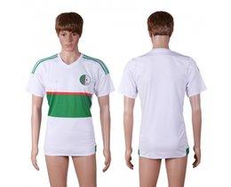 Wholesale 2016 new Algeria national team soccer jersey football uniform home away men jerseys uniforms man shirt onsale shirts thai quality