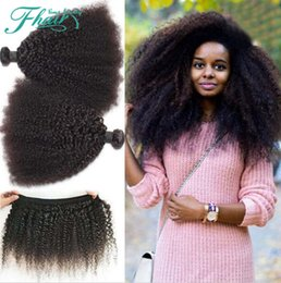 Cheap Selling Peruvian Kinky Curly Hair Weaves Bundles Afro Kinky Curly unprocessed 100 Human Hair Extensions 10-30 inch