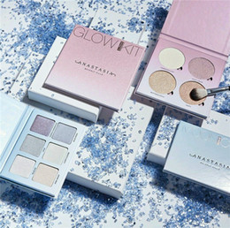 Wholesale Factory Sale Ana That Glow Kit Moonchild Sweet Highlighters Makeup Face Blush Powder Blusher Palette Cosmetic Sun dipped That Glow Gleam