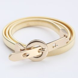Wholesale new fashion ally gold silver belt belly chain jewelry Infinity gift for women girl