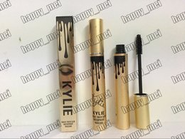 Wholesale Factory Direct DHL New Makeup Eyes Kylie Mascara Kylie Magic Thick Slim Waterproof Mascara Black g