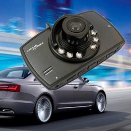 Descuento soltar la leva Nuevo DVD del coche de 2.4 pulgadas LCD VGA de la cámara del coche DVR de la rociada de envío Crash Cam visión nocturna gota