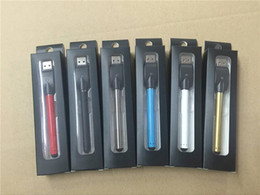 Wholesale Auto Mini CE3 Vape O Pen Battery Thread Slim Bud Touch mAh Batteries With Mini USB Charger