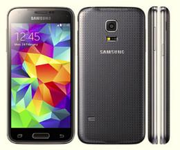 Original Samsung Galaxy S5 Mini G800 G800A G800F Quad Core 1.5GB 16GB 4.5 Inch 16MP ATT 4G LET Refurbished Mobile Phone