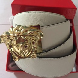 Wholesale 2016 hot designer luxury v with male high quality real eath Belt with original box woman man GG belt buckle belt