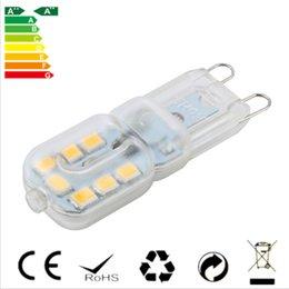 g9 COB led Bulb 3W 220V LED G9 Lamp Light SMD2835 360 Degree Beam Angle Bombillas Lampada de LED Free Shipping