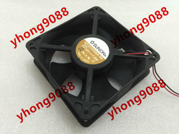 Wholesale For SUNON KD1212PMSX A DC V W wire Pin connector mm x120x38mm Server Square Cooling Fan