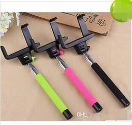 NEW Z07-5 Wireless Bluetooth Selfie Stick Telescopic Extendable Monopod Go Pro iPhone Android Samsung HTC Camera ZKT