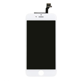 For iPhone 6 LCD Display with Touch Screen Digitizer Complete Replacment Parts for iPhone 6G LCD DHL Free Shipping