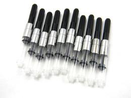 Cartuchos de tinta de la fuente al por mayor en venta-Wholesale-10pcs Jinhao Negro Pluma de tinta cartuchos Convertidor caliente de la venta de la pluma de 3 mm de recarga
