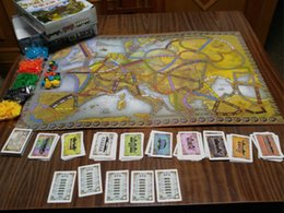 Days of Wonder: Ticket to Ride Europe CN Board Game (New)