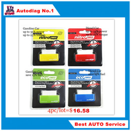 Wholesale NitroOBD2 Gasoline Benzine Cars NitroOBD2 Diesel Chip Tuning Box NitroOBD More Power Torque Nitro OBD Plug and Drive Nitro OBD2 a
