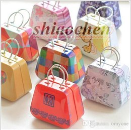 Wholesale 11 Color wedding handbag Headphone storage box earphone case Necklace Jewelry hard Case Pouch Mini Small Coin Box Purse Candy Box A152