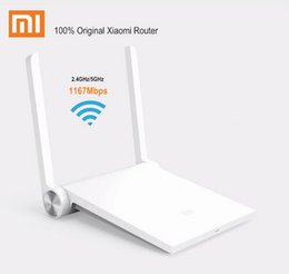 Wholesale Original universal mini xiaomi wireless router youth version repeater modem wifi remote APP control for internet connection