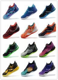 Wholesale Kobe Allstar Promo Sample Black Sulfur Yellow Black History Month Mambacurial KB System Purple System Prelude Easter Sneaker Basketball