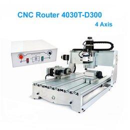 Wholesale CNC Machine CNC T D300 Axis CNC Woodworking Router Mini D CNC Engraving Milling Machine For PCB Drilling v v