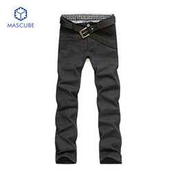 Wholesale New Brand Male Fluid Systems Pant Hemp Cotton Material Straight leg Pants Mid Waist Trousers Mallas Hombre Running Size